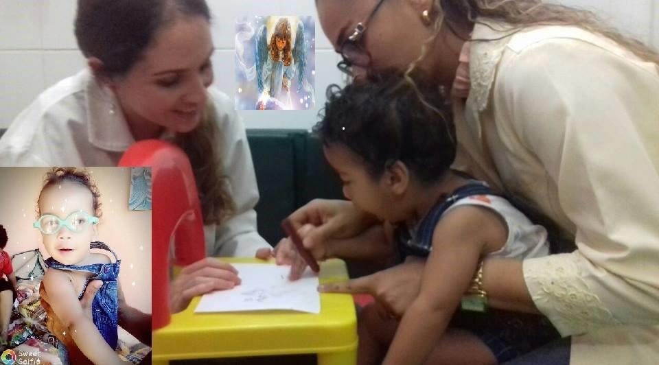 Resultado de imagem para Mãe faz apelo para a compra de aparelhos para filho com Microcefalia