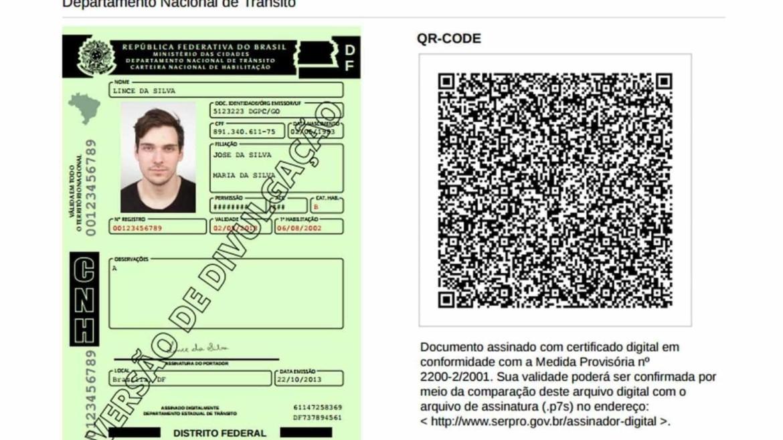 Inovação tecnológica: Governo Federal lança a Carteira Nacional de Habilitação Digital