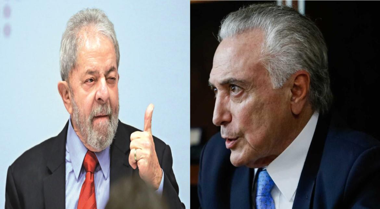 Temer: 'Queria Lula nas eleições para pacificar o país'