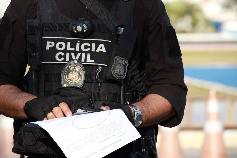 Inscrições para concurso da Polícia Civil terminam na sexta-feira