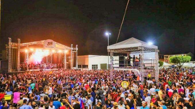 Prefeito Dinha confirma 3 dias de festa para comemorar o aniversário de 58 anos da cidade 3