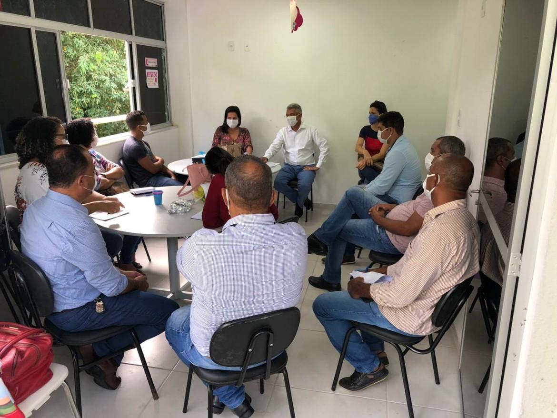 Simões Filho: Reunião do Conselho de Crise discute importância de ...