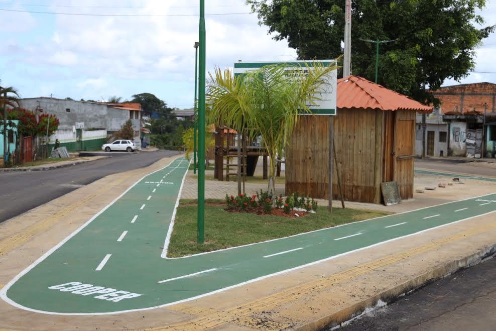 Alto do Bom Viver em Simões Filho já tem quase 90% das obras ...